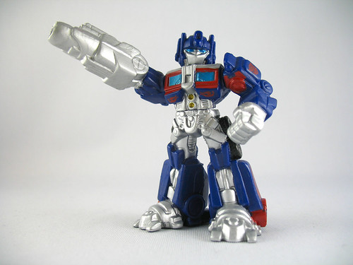 TF Robot Heroes Movie Optimus Prime