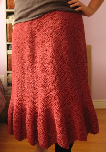 herringbone skirt, ii