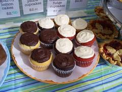 EATS Market Cupcakes