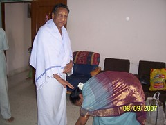 6 (Divya shekar) Tags: ceremony first grandmothers yearly