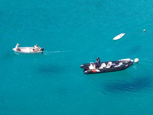 Cala n'Porter, Menorca por Matt Hamm.