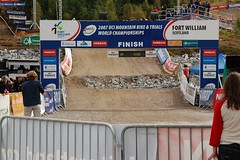UCIFtBillDH11 (wunnspeed) Tags: scotland europe mountainbike downhill worldcup fortwilliam uci
