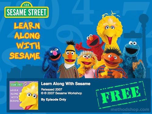 Sesame Street Free on iTunes