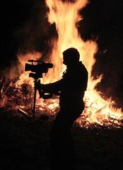 Extreme cinema (40mm) Tags: camera cinema hot fire hard burn angelo corto steadycam sintonia arrigoni stramaglia canoniani