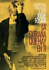 Póster y trailer en castellano de 'La extraña que hay en ti', con Jodie Foster
