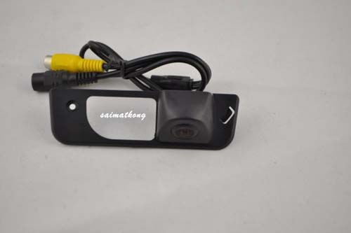 KIA Forte Custom Rearview / Reverse Camera