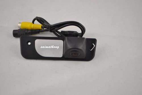 KIA Forte Custom Rearview / Reverse Camera