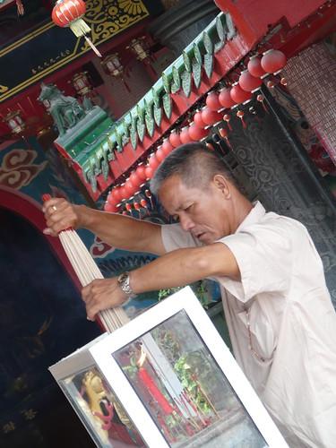 Miri Malaysia Temple
