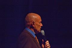 Stephen R. Covey en Bilbao.
