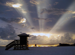 Tonight (Cameron Moll) Tags: sunset beach florida siestakey