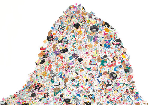 "Megan Whitmarsh ""Trash Mountain"""