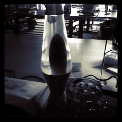 My Google lavalamp is perfect for staring blankly at whilst working out code details