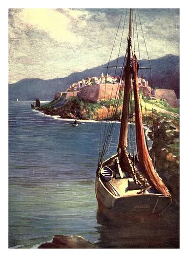 018- Calvi-Corsica-1909-Edwin A. Norbury