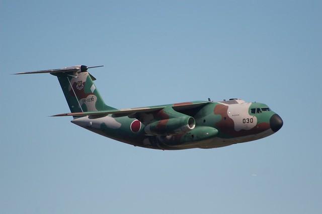 JASDF Kawasaki C-1