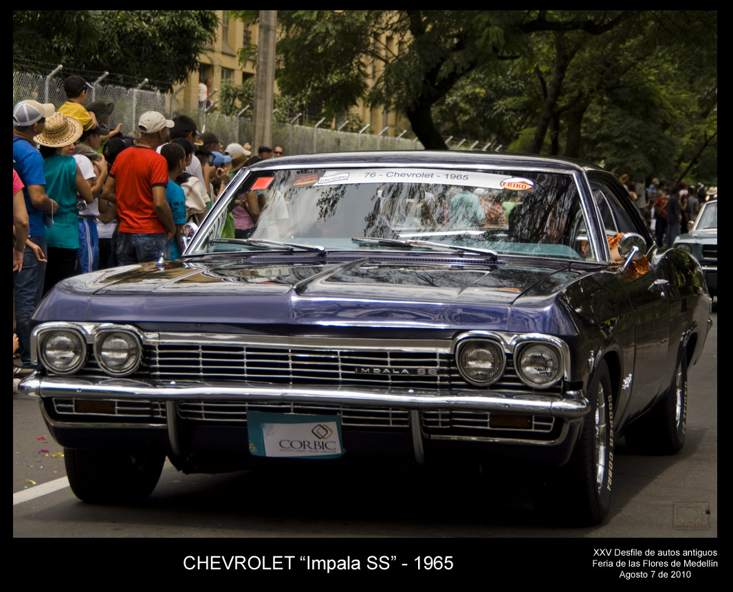 1965 – CHEVROLET Impala SS