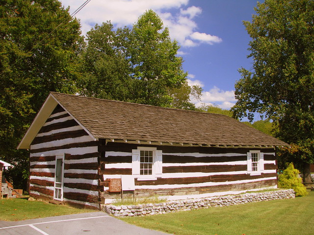 Oldest Church Building in Tennessee