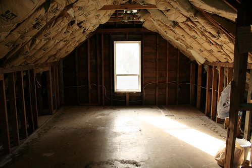 Attic/Upstairs