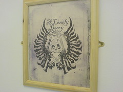 A Lonley Decoy (Richard Whatley pictures) Tags: art trevor jeffrey decoy sylvestor lonley a