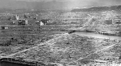 August 6, 1945: Hiroshima nuclear bombing (WorldofArun) Tags: world gay history feet composite century paul war moments destruction group explosion august hiroshima worldwarii ii planet huge change tnt bomber colonel littleboy 1945 20th enemies ideology b29 empires enola defining 31000 815am tinian tibbets 509th yenumula worldofarun kilotons arunyenumula