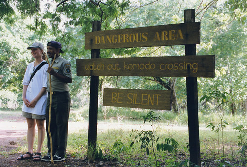 1998 Komodo Island
