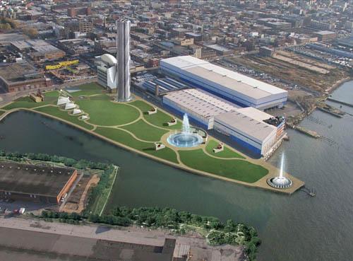 williamsburg transgas plant
