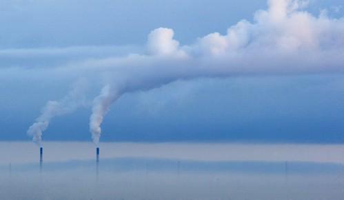 Smoke Stacks : Port Adelaide