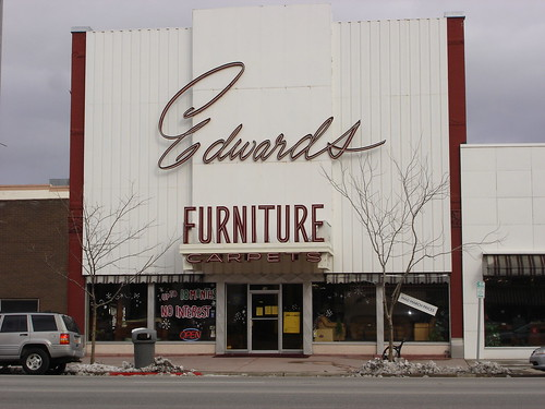 Beautiful Edwards Furniture, Logan, UT (day)