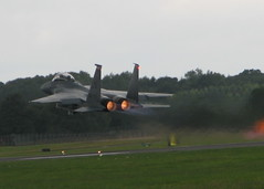 RIAT 2007 (Flight Fantastic) Tags: aircraft airshow takeoff f15 riat afterburner f15e riat2007