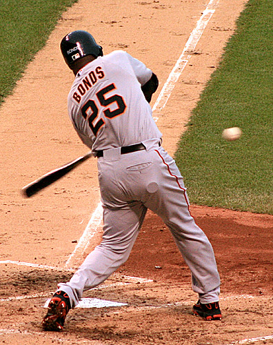 Bonds Home Run 752