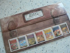 Harry Potter for breakfast Harry Potter Stamps 003