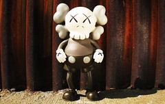 KAWS Companion 1999 (Drew from the Slope) Tags: urban art toy graffiti vinyl 1999 kaws companion
