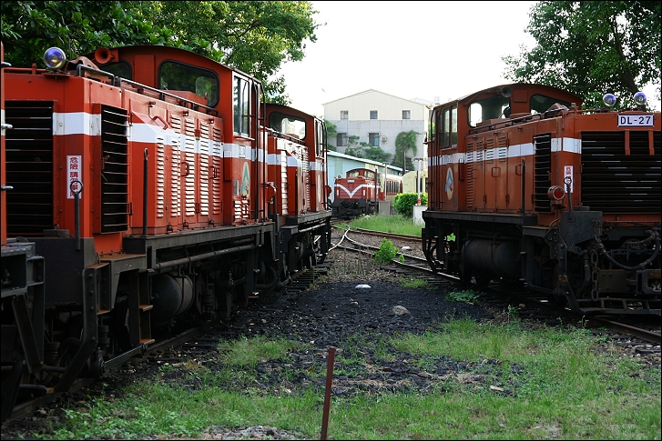 阿里山森林鐵路32