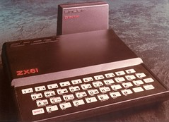 ZX81.P.1 (Rick Dickinson) Tags: tv sinclair zx81 sinclairzx81 zx80 pockettv rickdickinson sinclairzx80