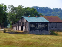 Mail Pouch Tobacco Barn #4 - by SeeMidTN.com (aka Brent)