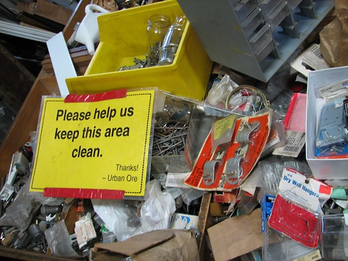 Please help us keep this area clean.