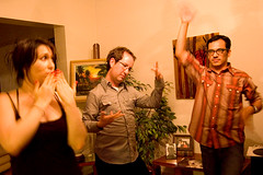 Cocktail Dance (courtneyp) Tags: sf sanfrancisco d50 dance dancing animated buzzandersen richmonddistrict cocktailnight cecilseaside brianamowrey