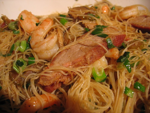 Singaporean Noodles