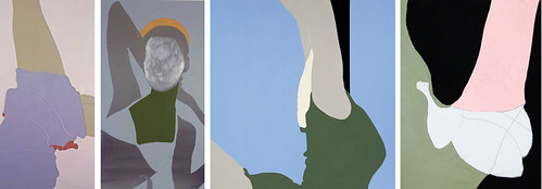 Gary Hume: American Tan (paintings)