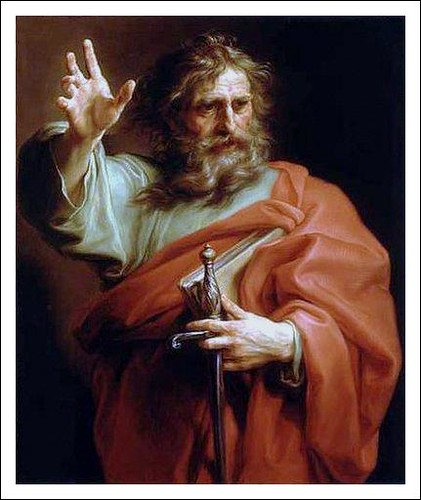 Saint Paul, Apostle