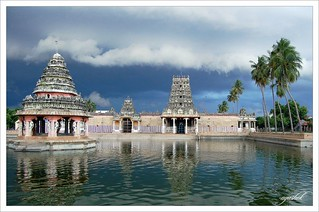 Temple and Tank