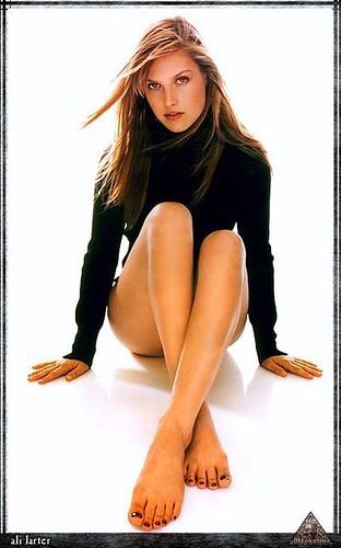 Ali Larter, Victoria's Secrets Sexiest Legs