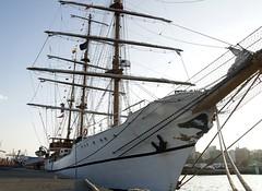 Buque escuela Guayas_007 (maturum) Tags: puerto muelle ecuador barco armada santacruzdetenerife dique velero guayas e330 buqueescuela guardiamarina maduroman