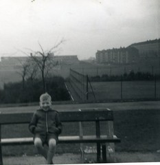 Image titled Alan Murray,  Cranhill Park 1969