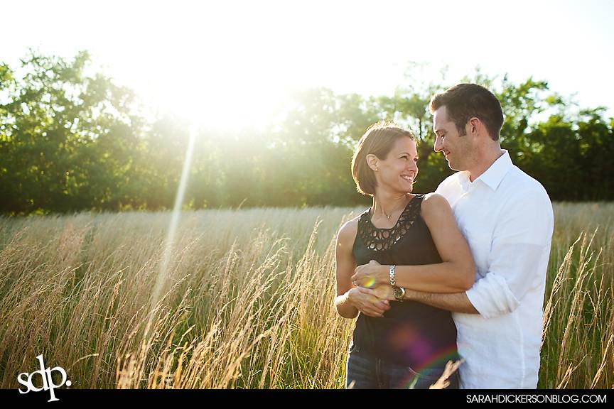 Shawnee Mission Park, Kansas engagement photographers