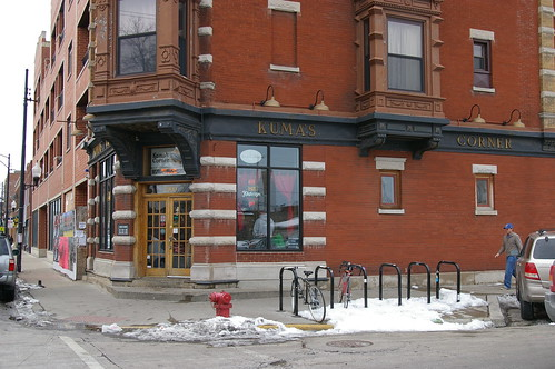Kuma's Corner - Exterior