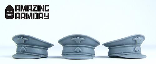 AMA WW2 German Captain Hat Concept