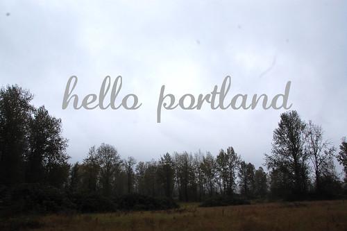 hello portland