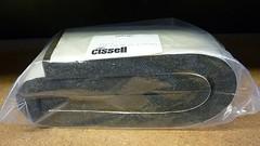CISSELL F1019 Polyurethane Pad 31-1/2 x 3 x 3/4