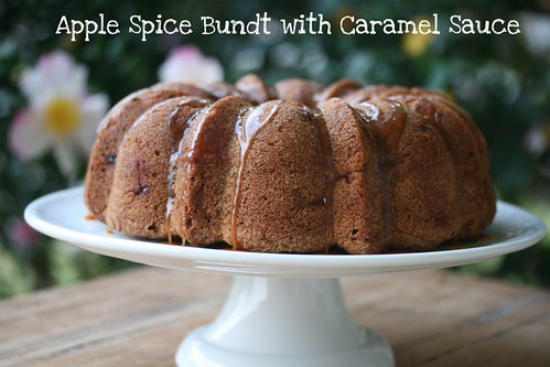 Apple Spice Bundt - I Like Big Bundts