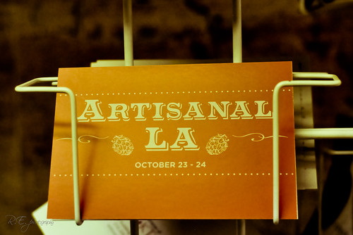 Artisanal LA ~ October 23, 2010 ~ Los Angeles, CA